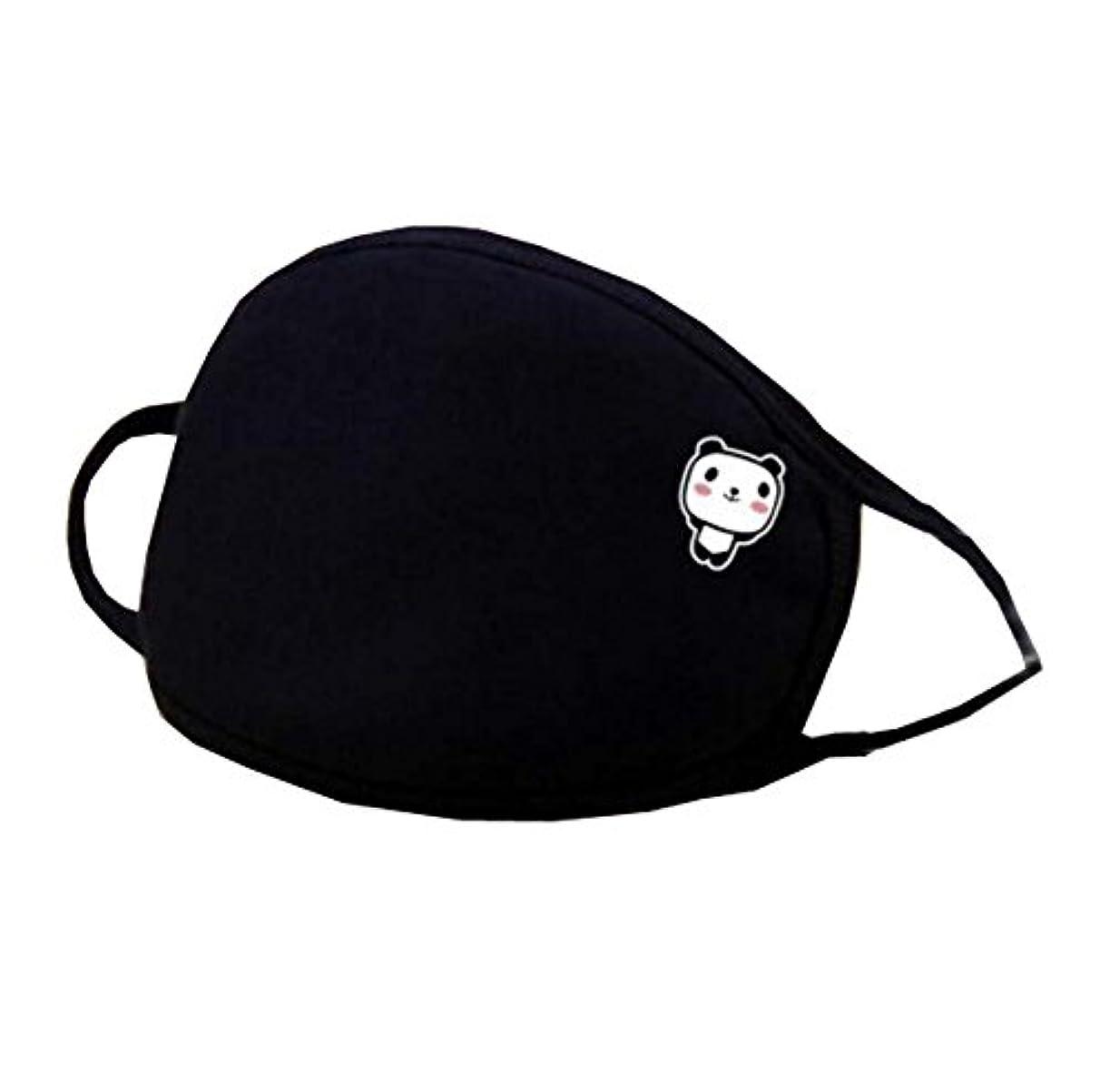 おとなしい錆び思い出させる口腔マスク、ユニセックスマスク男性用防塵コットンフェイスマスク(2個)、A2