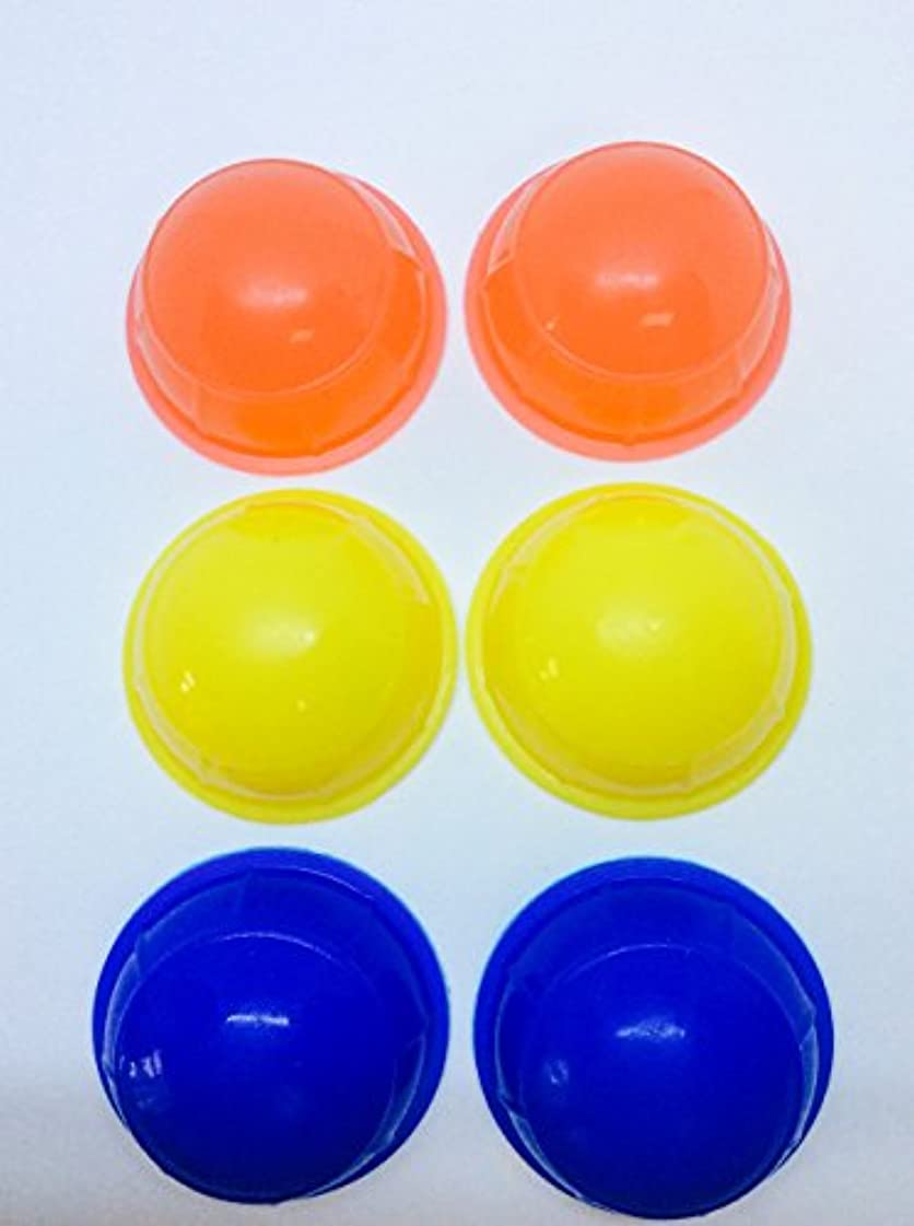 対話無能間に合わせミニ簡易シリコン製吸い玉カップ 6個セット