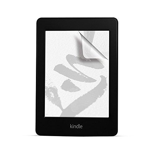 【Kindle, Kindle Paperwhite 保護フィルム】 BUFFALO 気泡ができにくい 反射防止フィルム 2枚入り