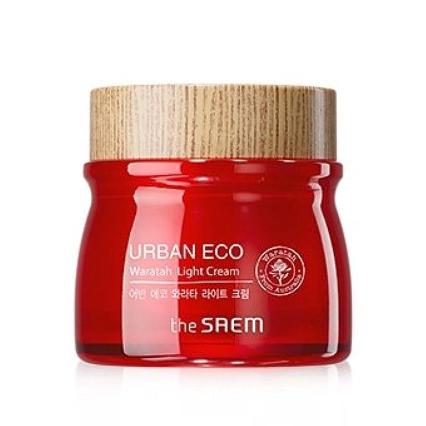 シャーロックホームズ管理しますかもしれないThe Saem Urban Eco Waratah Light Cream 60ml ドセム アーバンエコワラターライトクリーム60ml[並行輸入品]