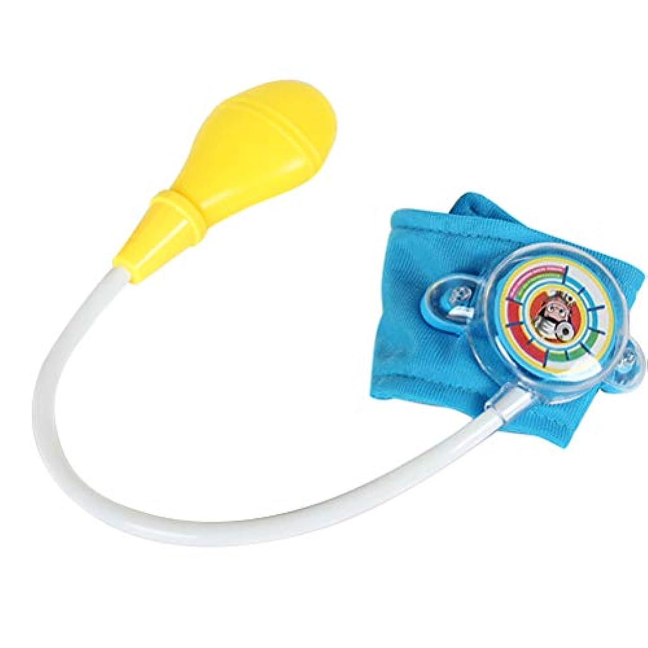 ほとんどの場合シールドベーコンKonrev ままごと遊び お医者さんごっこ 血圧計 おもちゃ プレイングゲーム 知育 おもちゃ 社会性 言語力 想像力育ち ごっこ遊び 誕生日プレゼント 出産祝い