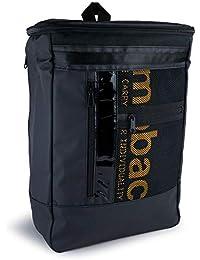 33c8315f0f89 [mobac]リュックサック デイパック バックパック バッグ A4 メンズ レディース 大容量 軽量 スクエア ポケット カバン シンプル カジュアル  スポーツ レジャー ...