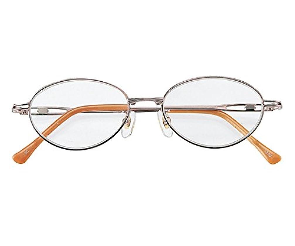 名古屋眼鏡7-1757-03老眼鏡(ベストエージ)5580(女性用)+2.00
