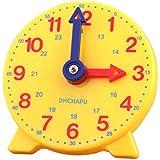 学習時計 生徒用 【知育玩具 算数教材 時間 Student Clock 時計の学習ができる学習用時計 時間を学べる算数教材として活用可能