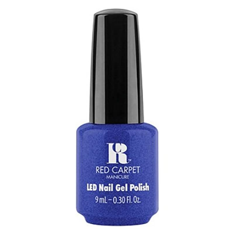インストール豊かにするハリウッドRed Carpet Manicure - LED Nail Gel Polish - Trendiest of Them All - 0.3oz / 9ml