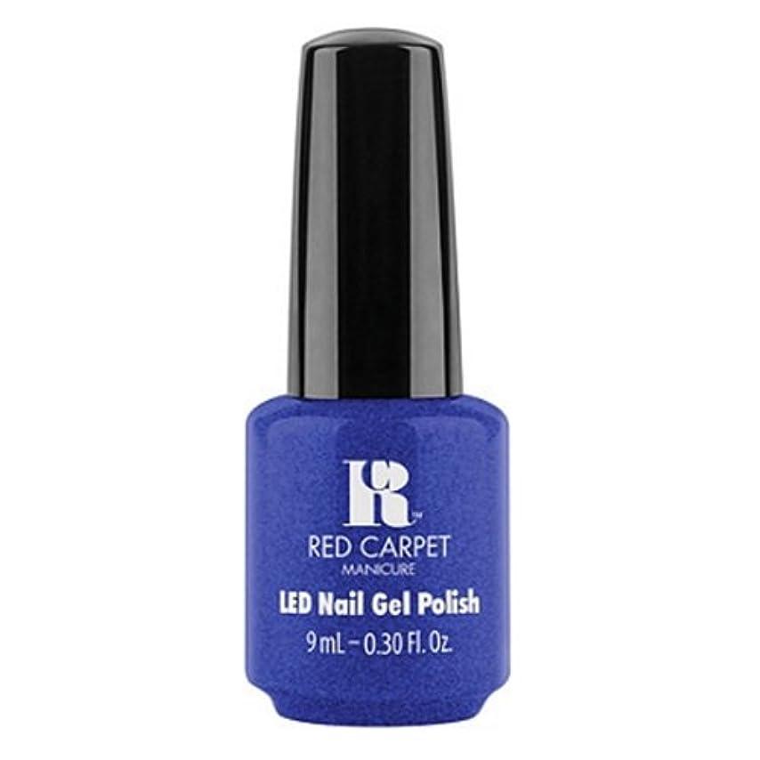 蓄積するビジター夕食を食べるRed Carpet Manicure - LED Nail Gel Polish - Trendiest of Them All - 0.3oz / 9ml