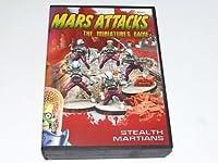 Mars attacks-ステルスMartians ( 5)