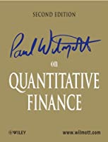 Paul Wilmott on Quantitative Finance, 3 Volume Set