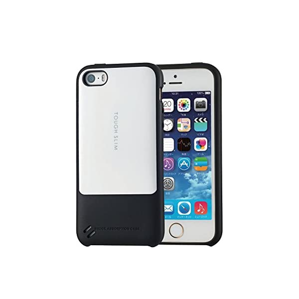 ELECOM iPhone SE/5/5S タ...の紹介画像2