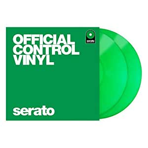 Serato Control Vinyl Performance Series (Green)
