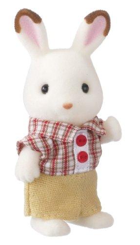 シルバニアファミリー 人形 ショコラウサギファミリー ショコラウサギの男の子