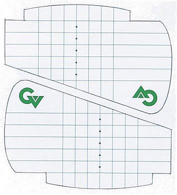 Tabata(タバタ) ゴルフ練習用品 アイアン用ショットセンサー GV-0334