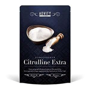 advity シトルリンエクストラ Citrulline Extra シトルリン ビール酵母 すっぽん トンカットアリ