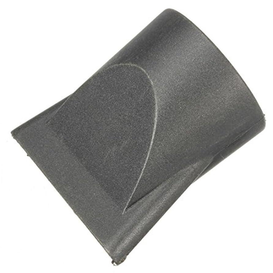 リズムウォーターフロント七時半Jicorzo - 1PCSプラスチックサロン交換フェラフラットヘアドライヤー乾燥コンセントレータブラックノズルスタイリングツールのフードカバーワイド狭いサイズ[狭いです]