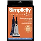 Genuine Simplicity Type A Bags - SAH-6-6 Bags