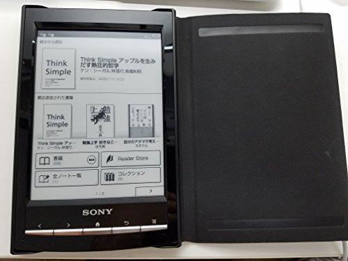 ソニー(SONY) 電子書籍 Reader PRS-T1(ブラック)※WiFiモデル PRS-T1-B