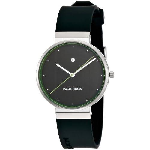 [ヤコブイェンセン]JACOB JENSEN 腕時計 Newシリーズ 757 メンズ 【正規輸入品】