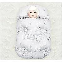 Aribebe[アリベベ] 新生児布団 Eco-Friendly Sleeping Bag [ウサギ][並行輸入品]