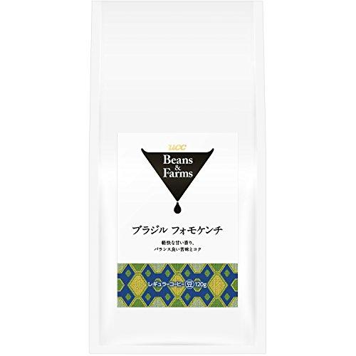 ビーンズ&ファームス ブラジル フォモケンチ 豆(120g)