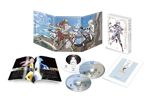 【Amazon.co.jp限定】劇場版 ダンジョンに出会いを求めるのは間違っているだろうか ― オリオンの矢 ― (特装版/3枚組)(Amazon.co.jp限定CD付) [Blu-ray]