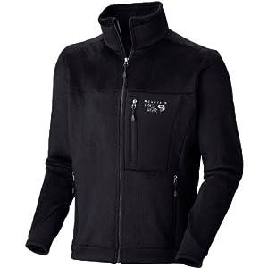 マウンテンハードウェア Mountain Hardwear Monkey Man 200 Fleece Jacket - Men\\\'s Black Black メンズ 男性用 アウトドア フリース ジャケット コート アウター Fleece Jackets 並行輸入