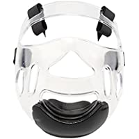 AIRSHI テコンドー用透明マスク 顔全体を効果的に保護