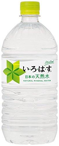 コカ・コーラ い・ろ・は・す 天然水 ペットボトル 1020ml×12本