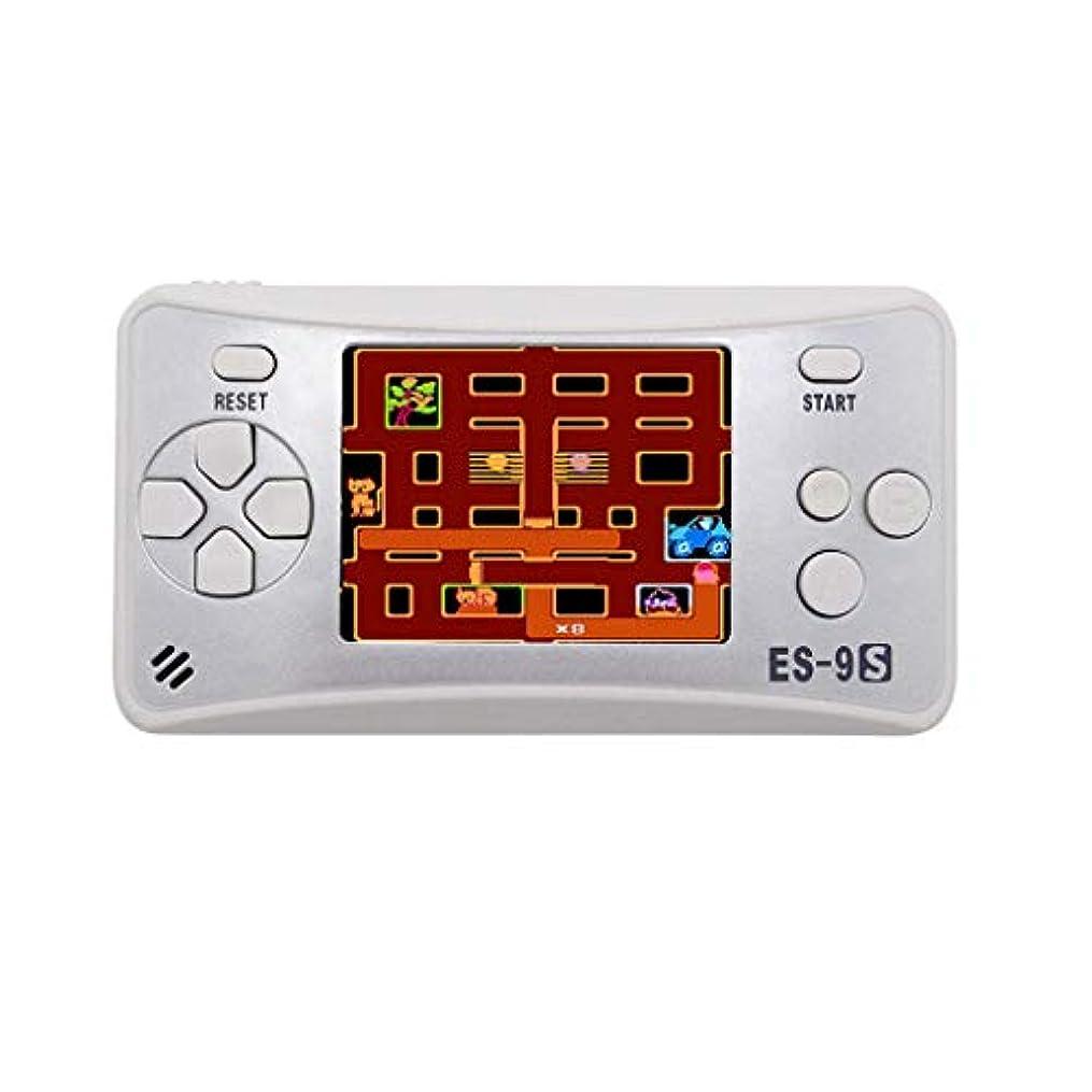 レクリエーション顕著フォーマット携帯ゲーム機 2.5インチ アーケードゲーム ハンドヘルド ビデオ ゲーム コンソール 内蔵168クラシックゲーム ゲームプレーヤー サポートTVプレイhuajuan