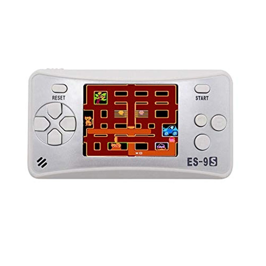 必要スペイン語力携帯ゲーム機 2.5インチ アーケードゲーム ハンドヘルド ビデオ ゲーム コンソール 内蔵168クラシックゲーム ゲームプレーヤー サポートTVプレイhuajuan