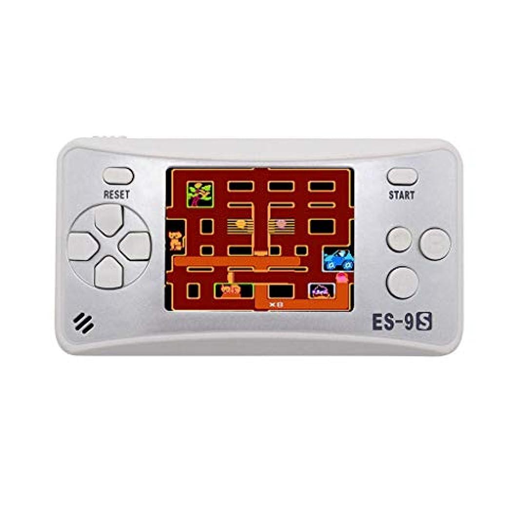 レバー蜂アーサー携帯ゲーム機 2.5インチ アーケードゲーム ハンドヘルド ビデオ ゲーム コンソール 内蔵168クラシックゲーム ゲームプレーヤー サポートTVプレイhuajuan