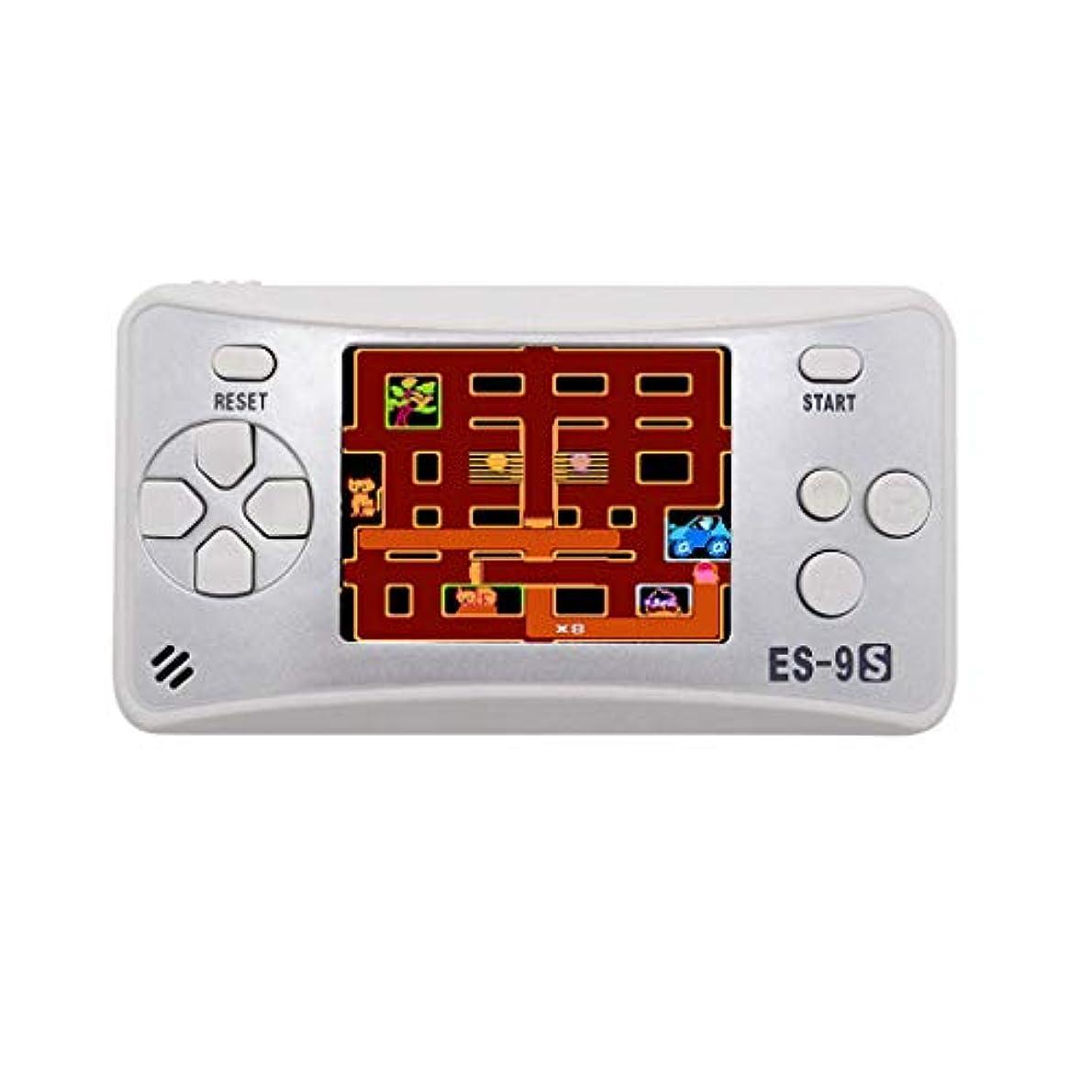 沼地含む裁判官携帯ゲーム機 2.5インチ アーケードゲーム ハンドヘルド ビデオ ゲーム コンソール 内蔵168クラシックゲーム ゲームプレーヤー サポートTVプレイhuajuan