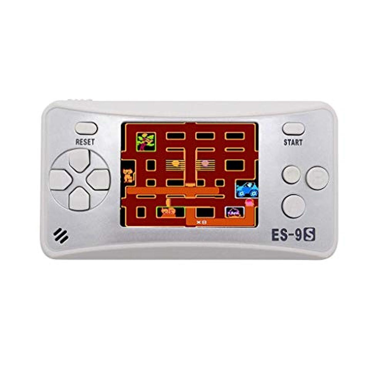 寄付するコンパニオン底携帯ゲーム機 2.5インチ アーケードゲーム ハンドヘルド ビデオ ゲーム コンソール 内蔵168クラシックゲーム ゲームプレーヤー サポートTVプレイhuajuan