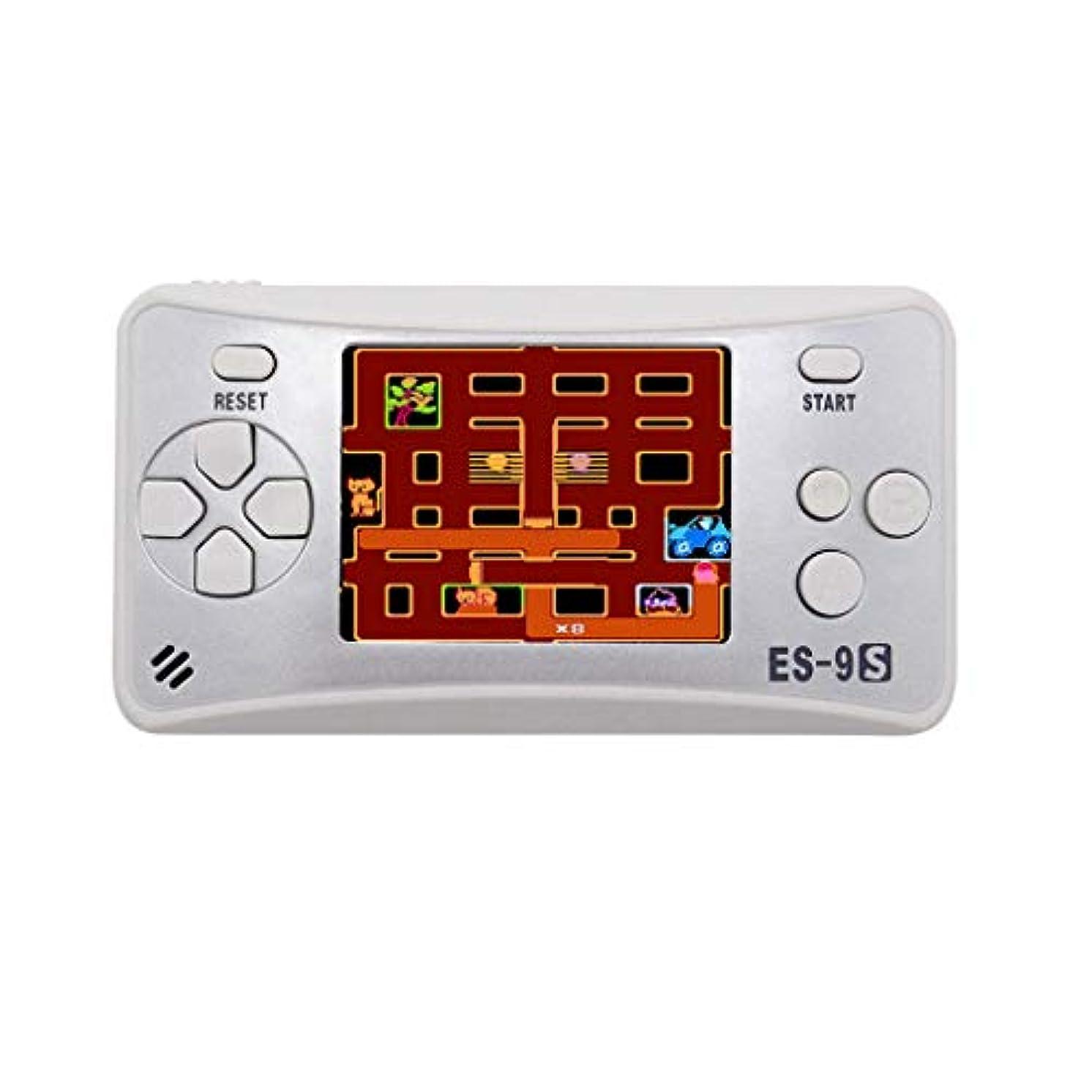 より平らなホバート図携帯ゲーム機 2.5インチ アーケードゲーム ハンドヘルド ビデオ ゲーム コンソール 内蔵168クラシックゲーム ゲームプレーヤー サポートTVプレイhuajuan