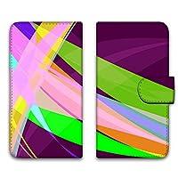 WHITENUTS Xperia XZ1 SO-01K ケース 手帳型 UVプリント手帳 パターンC (wn-605) スマホケース エクスペリア エックスゼットワン 手帳 カバー スマホカバー WN-PR1341425_L