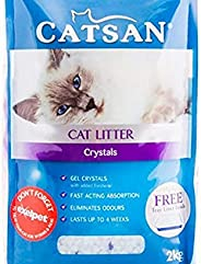 Catsan Silica Cat Litter, 2Kg