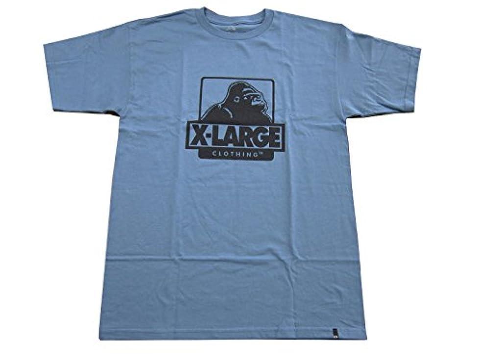 幻想的章国民[エクストララージ] X-LARGE Tシャツ 半袖 メンズ フリップ サイド [並行輸入品]