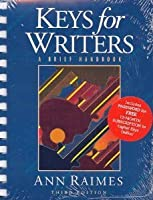 Raimes' Keys for Writers Mla Update