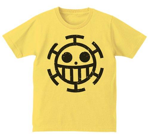 ワンピース ハートの海賊団キッズTシャツ イエロー 130c...