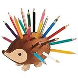 KOH-I-NOOR コヒノール ハリネズミ 色鉛筆スタンド 小