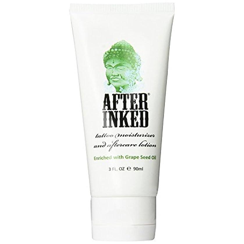 質量パトワ楕円形AFTER INKED アフターインク タトゥー刺青アフターケア専用 保湿クリーム