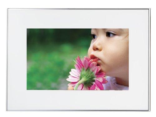 富士フイルム (FUJIFILM) デジタルフォトフレーム 8.5インチ 内蔵メモリー2GB 解像度800×480 ホワイト DP-850SH W B0036MDFI8 1枚目