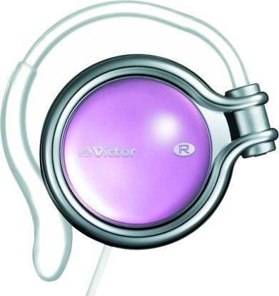 JVC HP-AL102-P オープン型オンイヤーヘッドホン 耳掛け式 ルビーピンク