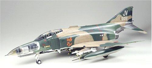 タミヤ TAMIYA 1/32 エアークラフトシリーズ No.10 F-4EファントムII