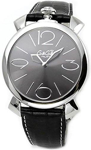 ガガミラノ GAGA MILANO 腕時計 5090.03 レザーベルト [並行輸入品]