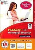 ウイルスバスター2007 トレンドフレックスセキュリティ Vista対応 優待1年版