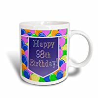 3dローズbeverly turner誕生日デザイン バルーンwithパープルバナー