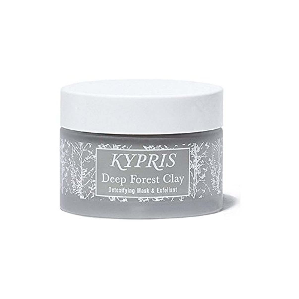 流出極地ボード深い森粘土を x2 - Kypris Deep Forest Clay (Pack of 2) [並行輸入品]