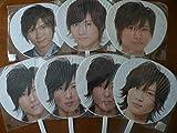 A.B.C-Z 橋本良亮 ジャンボうちわ 7点セット ★ 「サマーなら歌って踊けて Johnnys' SUMMARY 2008」 「A.B.C-Z&Kis-My-Ft2 2008 First Concert」2007 「ジャニーズJr.の大冒険! @メリディアン」 「JOHNNYS'Jr. Hey Say 07 in YOKOHAMA ARENA」2016「Star Line Travel Concert」 ジャニーズグッズ