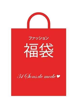 (トランテアン ソン ドゥ モード)31 Sons de mode 【福袋】レディース 5点セット 0100947  マルチカラー S