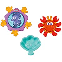 Little Tikes Sparkle Bay Water Spinners Water Toy [並行輸入品]